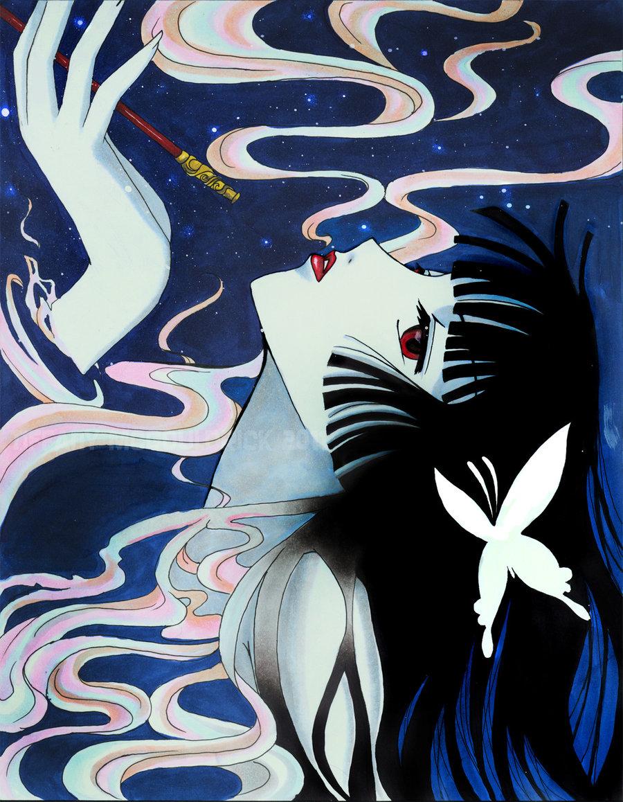 Yuuko Ichihara - Time Witch