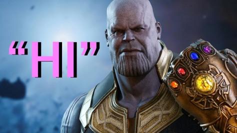 Thanos Bad