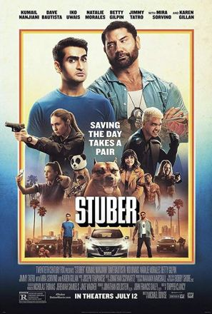 Stuber Poster