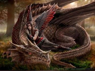 Dragon Woman 03