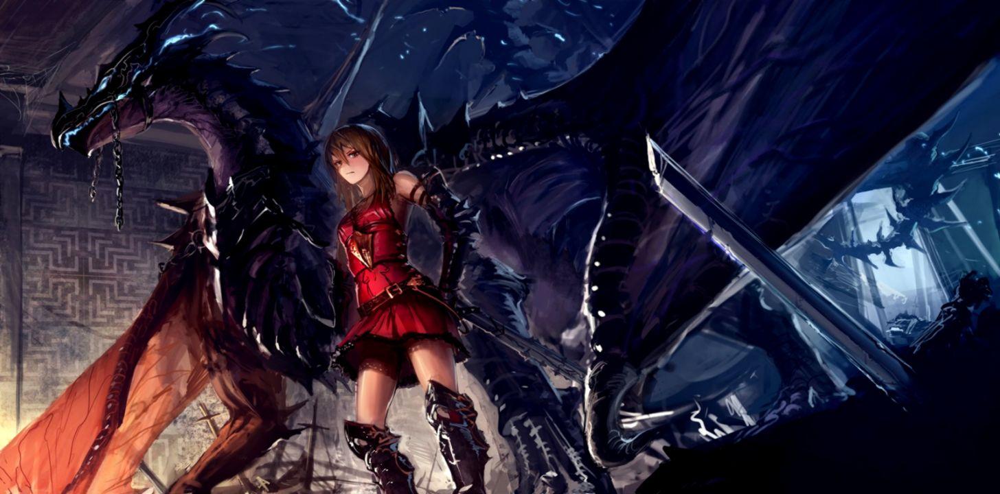 Dragon Woman 07