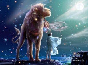 Lion Girl 01